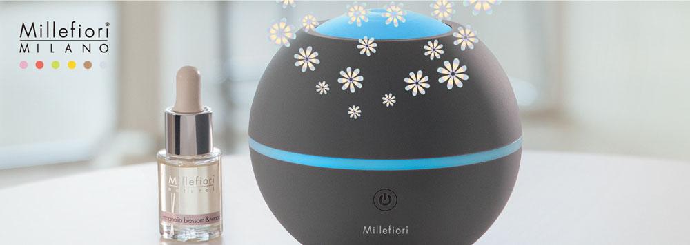 Millefiori 超音波式ディフューザー